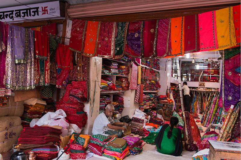 Tripolia Bazaar in Jaipur