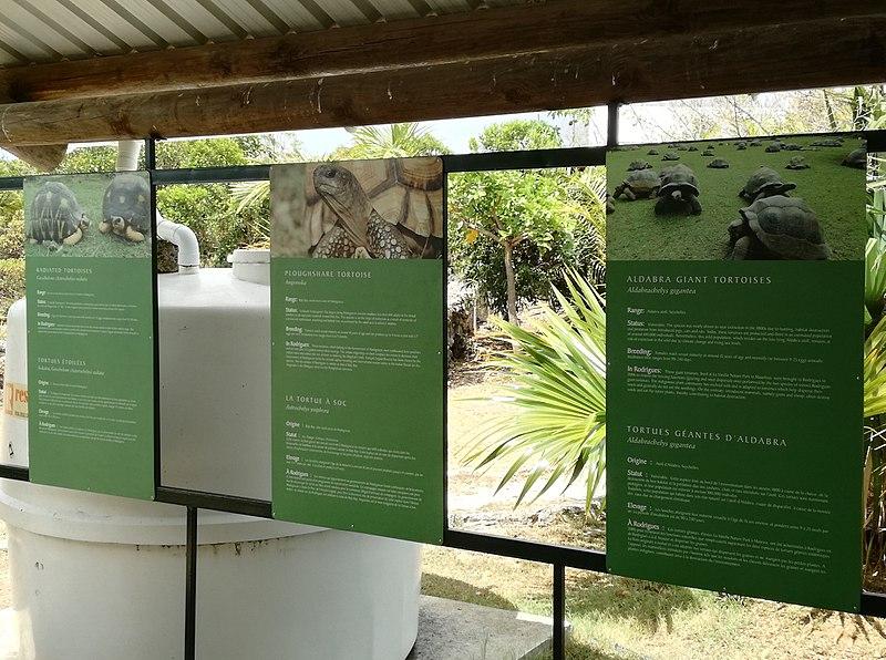 Parc Francois Leguat Museum in Mauritius