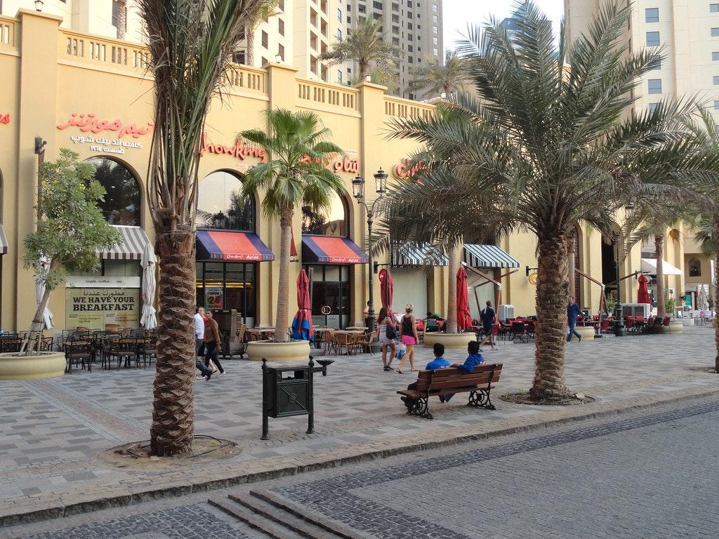 JBR Walk Dubai
