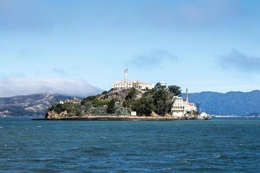 Alcatraz Prison California