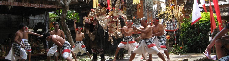 Balinese Barong Dance