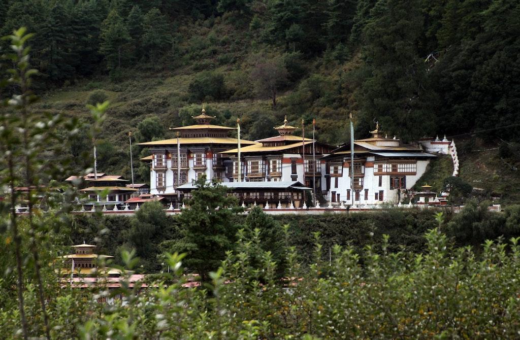 Kurjey Lhakhang Monastery, Beautiful monasteries of bhutan