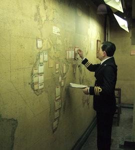 Churchill War Room in London