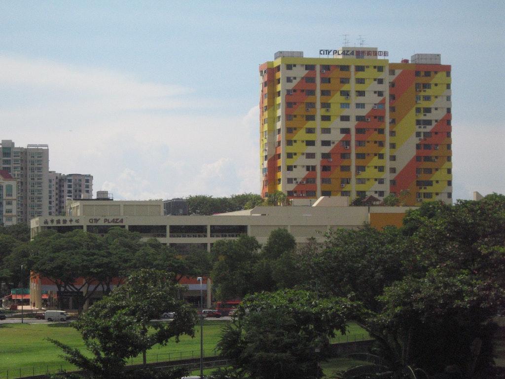 City Plaza in Singapore