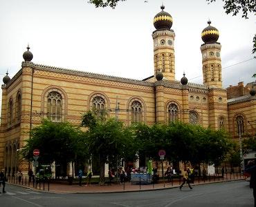 Dohany Street Synagogue