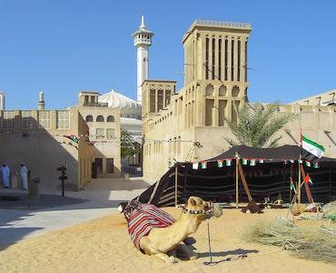 Dubai-Al-Bastakia