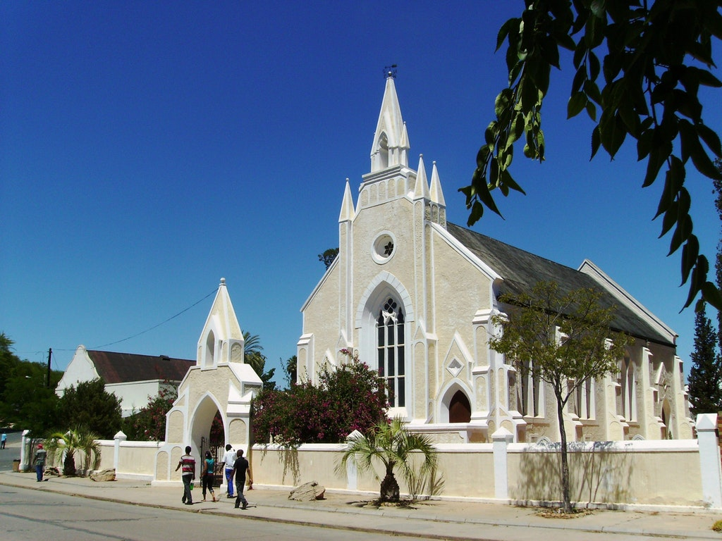 Dutch Reformed Church (Places to visit in Galle)