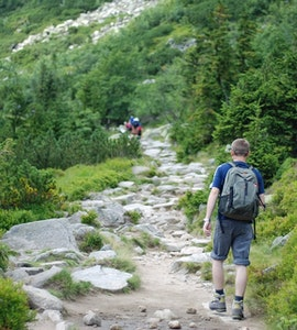Europe Walking Trails