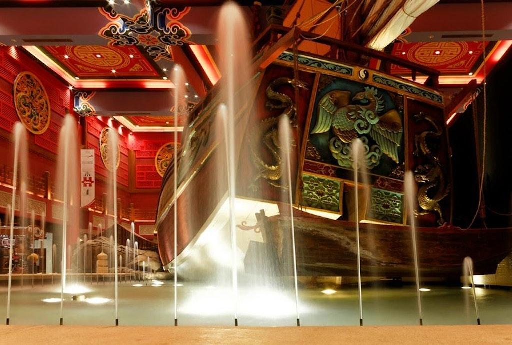Experiences At Ibn Battuta Mall: