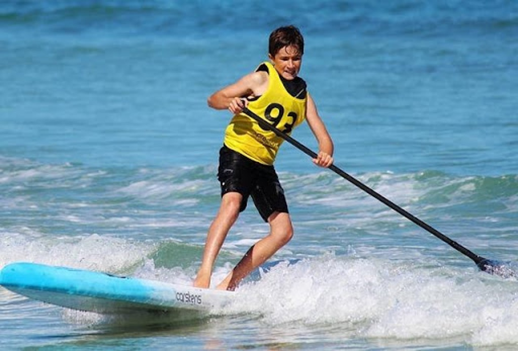 Go For Stand-up Paddle Boarding