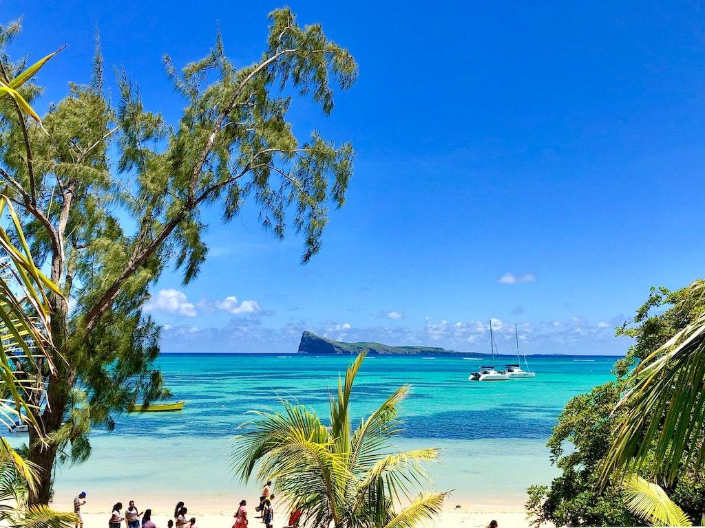 Grand Bay Mauritius Beach