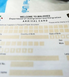 How to get Maldives visa for Indian Passport holders or How to get visa on arrival in maldives for Indians