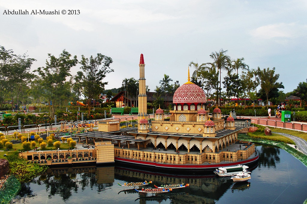 One of the best places to visit from Singapore, Legoland in Johor Bahru, Malaysia
