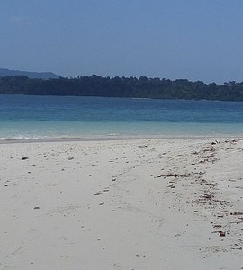 Jooly Buoy Island in Andaman