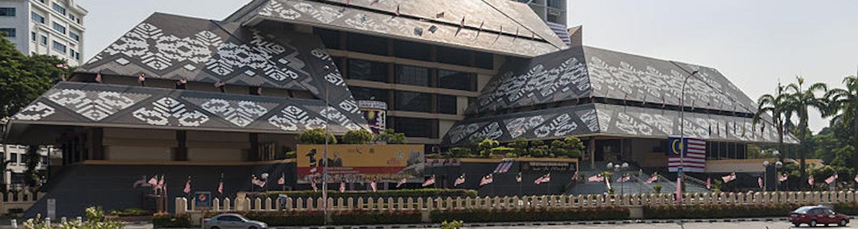 Kuala Lumpur Library in Malaysia