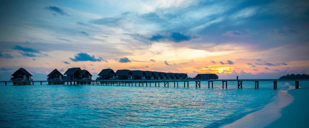 Water Villas at Como Cocoa Island