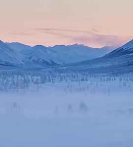 Oymyakon Mountains