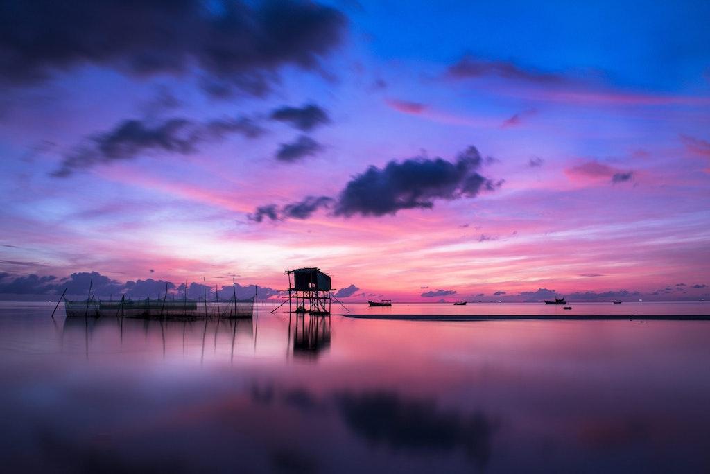 Phu Quoc Island beach