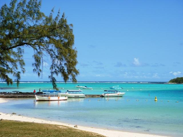 Blue Bay Beach, Mauritius