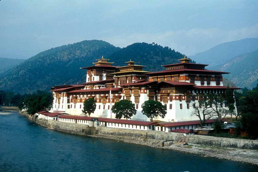 Punakha Dzong Monastery, Punakha