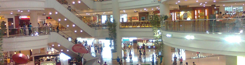 Robinsons Place-Manila mall