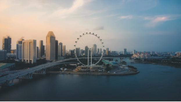 Singapore Ferris Wheel