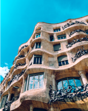 Casa Milá aka La Pedrera