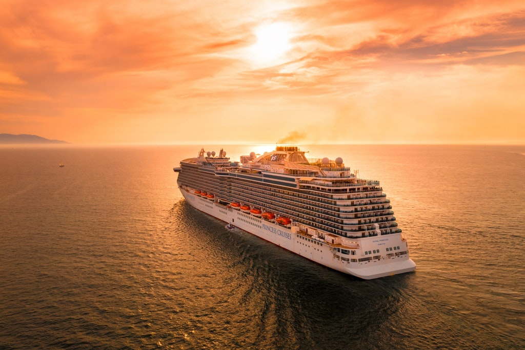 Cruise in Dubai
