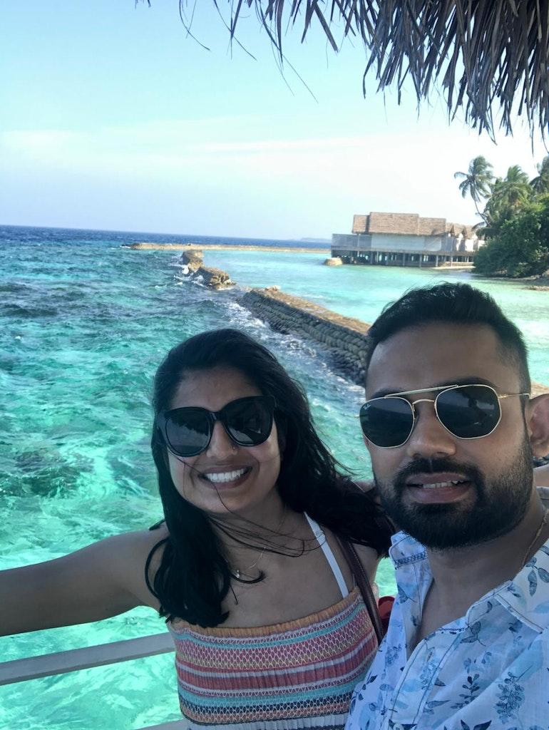 memorable trip to maldives