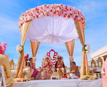 Destination Wedding in Udaipur