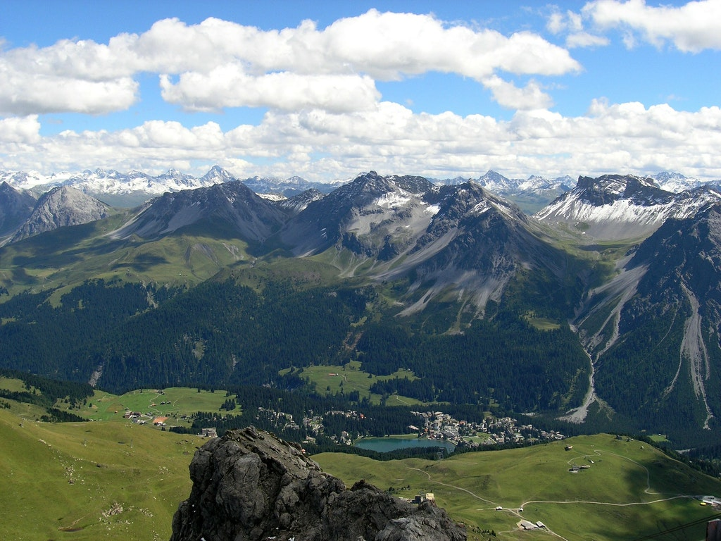 Arosa, Places to Visit In Switzerland in March