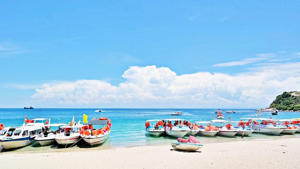Beaches of Da Nang