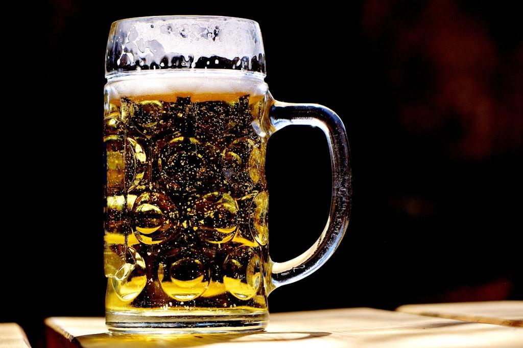 Beer mug Refreshment (Clubbing in Seychelles)