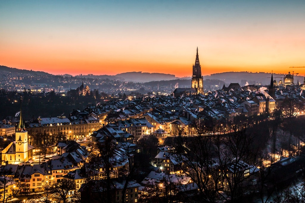 Bern, Places to Visit In Switzerland in March