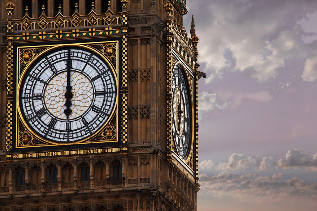 big ben at london