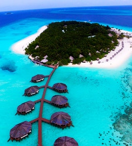 Maldives Water Villas