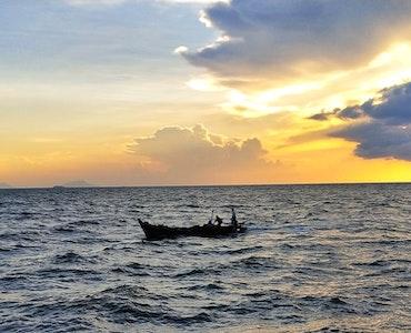 beaches in cambodia