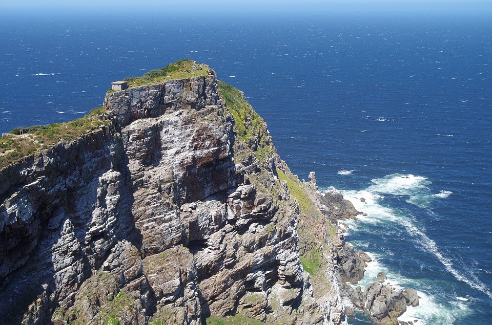 view point in cape peninsula