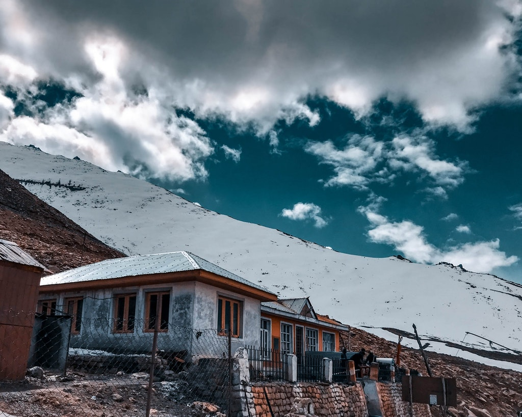Leh Ladakh in India