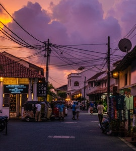 Galle fort town, Srilanka (Places to visit in Galle)