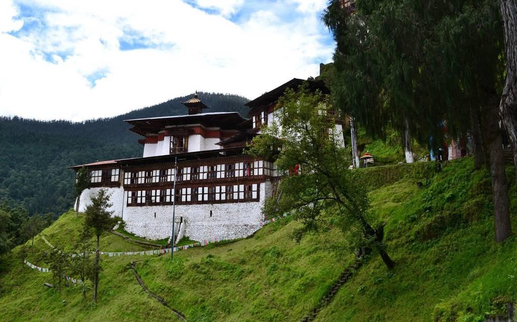 Cheri Monastery, Monasteries of Bhutan