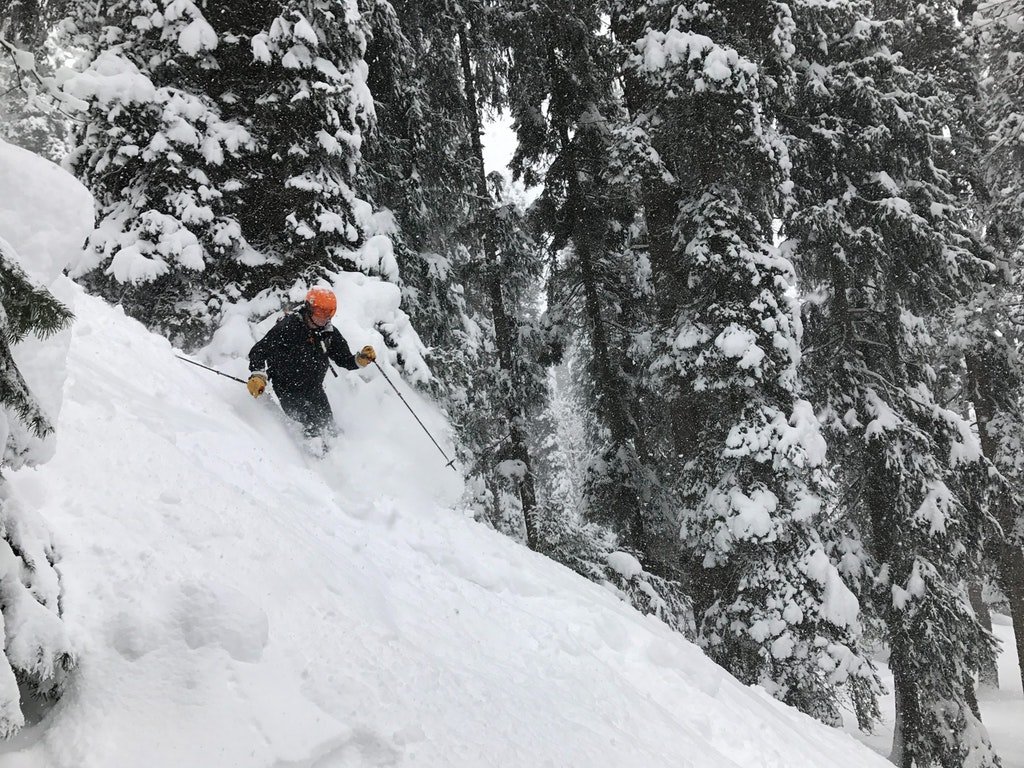 Snowboarding in Gulmarg, one of the top hill stations in India