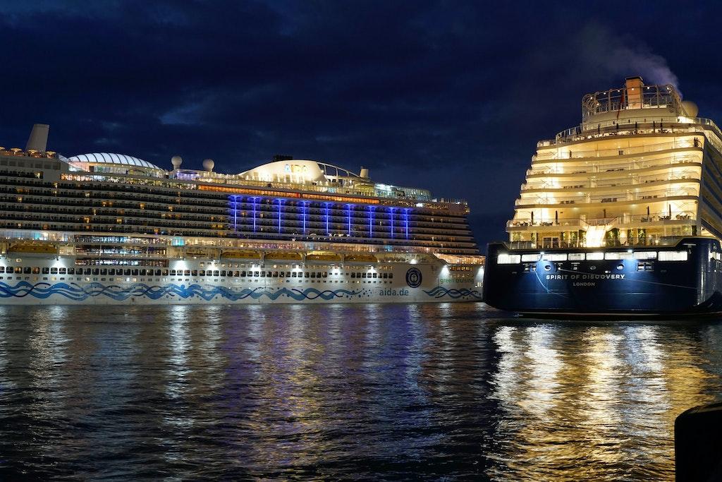 Cruises from Turkey