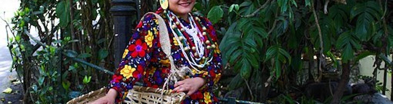 Local woman in Darjeeling
