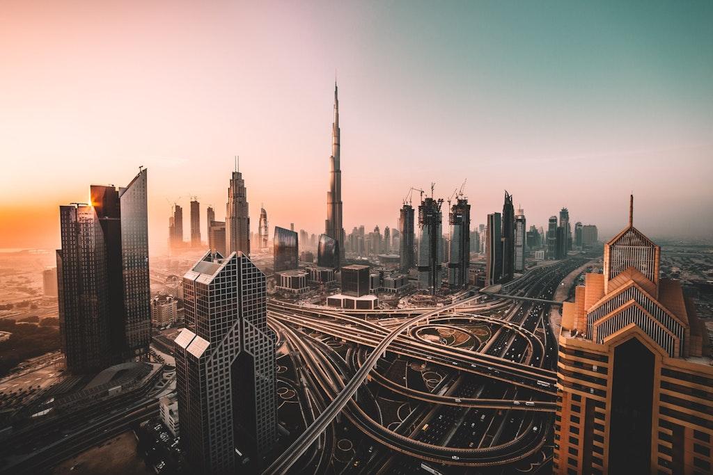 Famous Dubai Downtown
