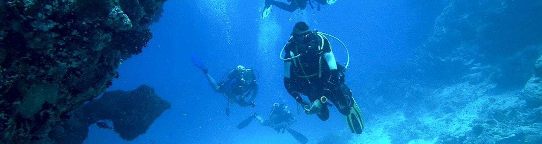 Scuba Diving at Pattaya