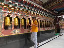 Zangto Pelri Lhakhang in Phuentsholing