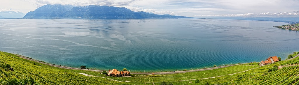 Lake Geneva, Places to Visit In Switzerland in March