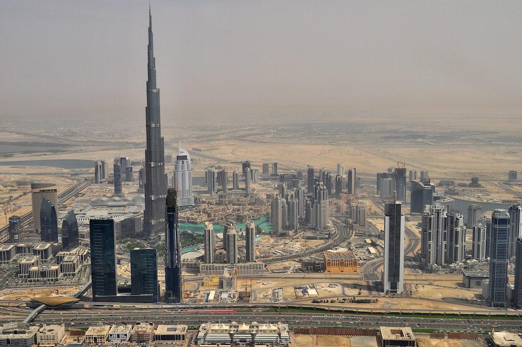 The Great Cityscape of Dubai