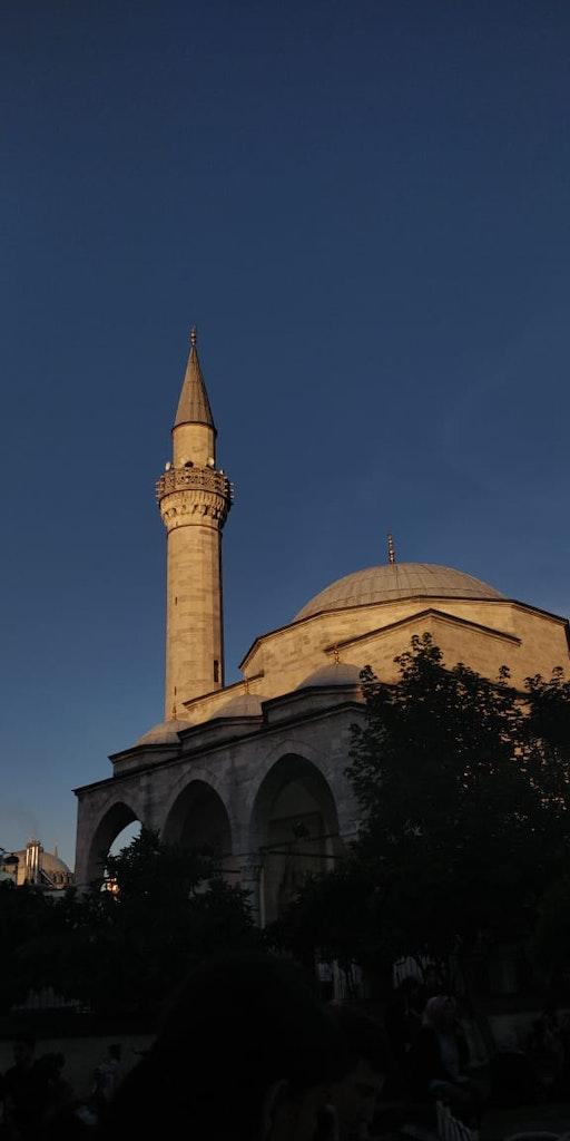 Hagia sophia tower